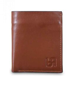 GENUINE COW LEATHER MEN'S WALLET