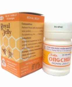 Royal Jelly Nutrition