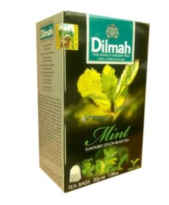 Dilmah Mint Tea Flavoured
