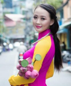 Ao Dai Vietnam Custom Made