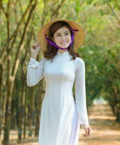 Ao Dai Vietnam Online Shop Student Ao Dai