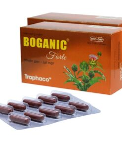 boganic traphaco liver support
