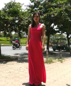 cadminum-red-silk-ao-dai-vietnam