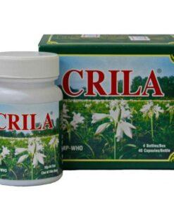 crila crinum latifolium herbal medicine prostate