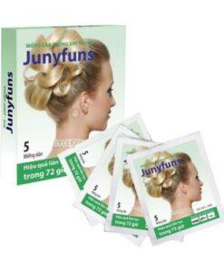 Junyfuns Herbal PatchMotion Sickness 2