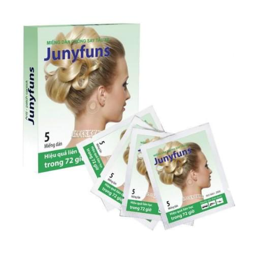 Junyfuns Herbal Patch Motion Sickness 2