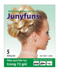 Junyfuns Herbal PatchMotion Sickness