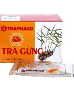 Traphaco Pure Instant Ginger Tea