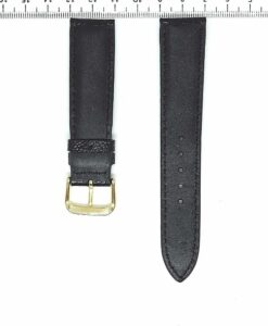 vietnam-black-watch-strap-ostrich-leather-20mm-grain-pattern