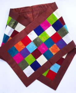 Vietnam Table Cloth Natural Silk Worm