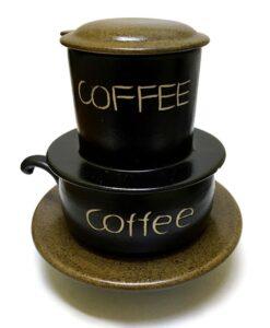 Chocolate Coffee Filter Bat Trang