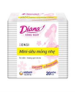 Diana Sensi Minifit Daily