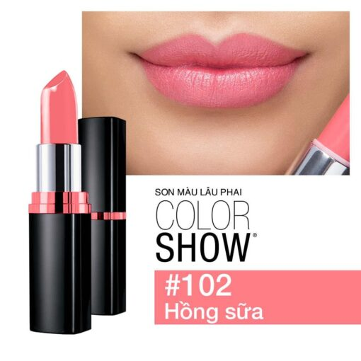 Maybelline Color Show 2