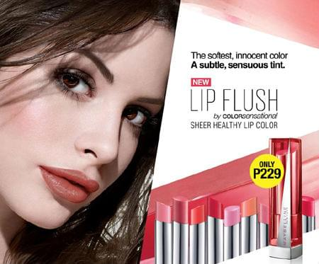 Maybelline Lip Flush 2
