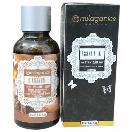 Milaganics Cinnamon Essential