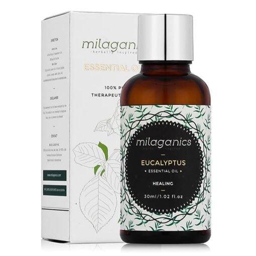 Milaganics Natural Eucalyptus