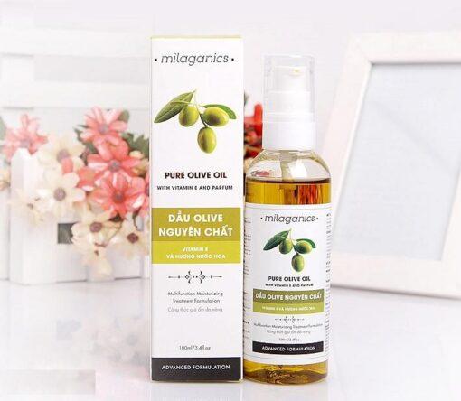 Milaganics Pure Olive Oil 2