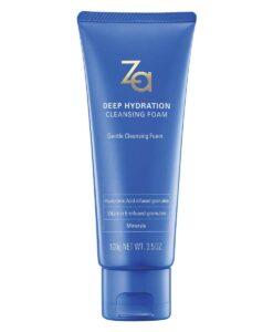 Za Deep Hydration Cleansing