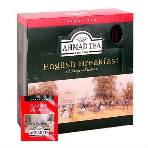 Ahmad Tea London English Breakfast Tea Natural 200 Grams