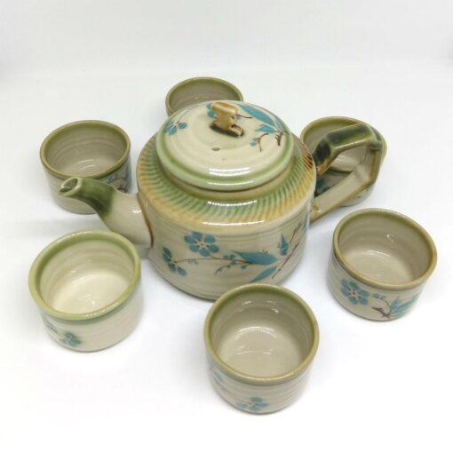 Vietnam Tea Set Pottery