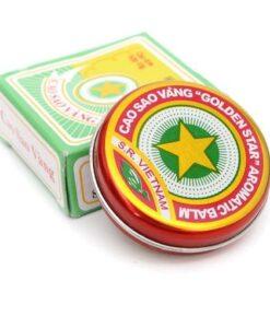 Cao Sao Vang Golden Star Aromatic Balm