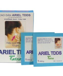Motion Sickness Patches Ariel