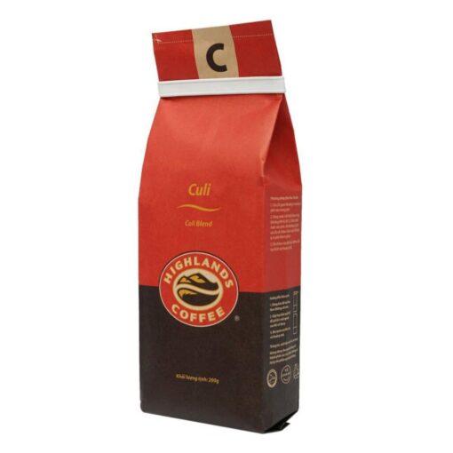 Vietnam Highlands Ground Coffee Culi